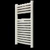 radiador blanco lateral 100x100 - Toallero Kanah Blanco 800x500  Para Calefacción por Agua